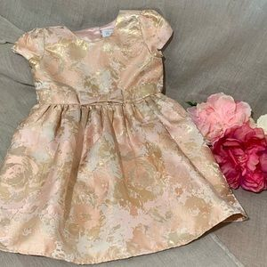 4T Girls Formal Dress